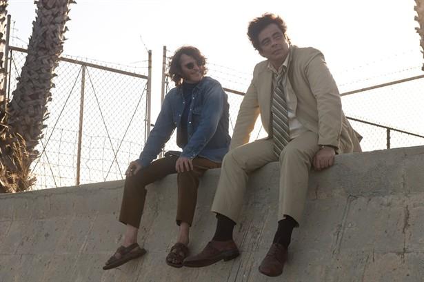 Benicio Del Toro,Joaquin Phoenix