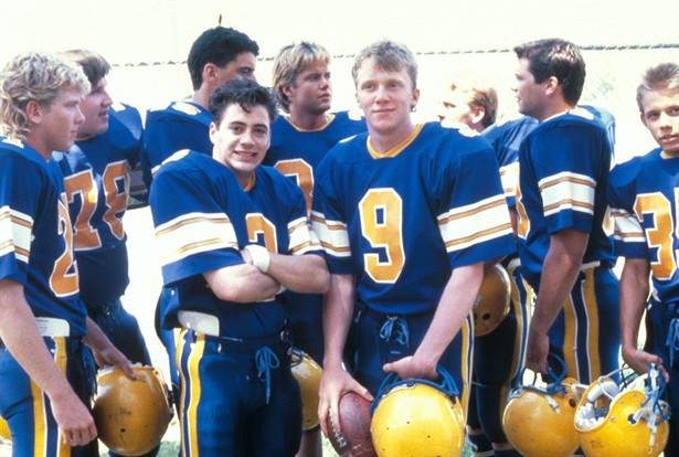 Anthony Michael Hall,Robert Downey Jr.