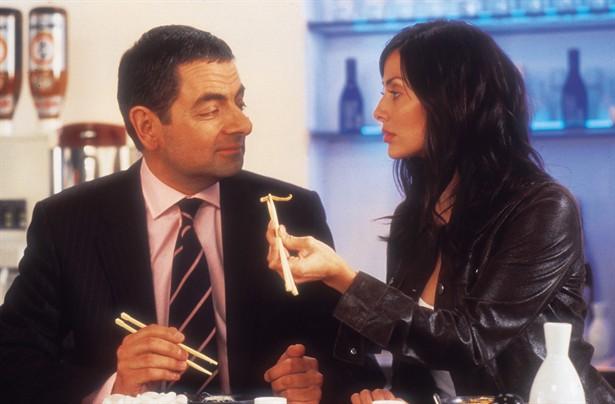Natalie Imbruglia,Rowan Atkinson