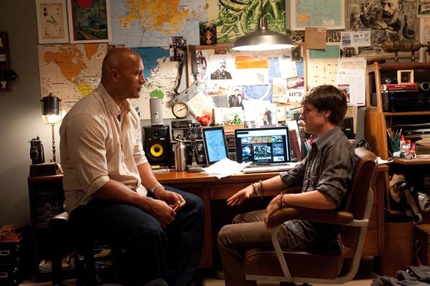 """Dwayne """"The Rock"""" Johnson,Josh Hutcherson"""