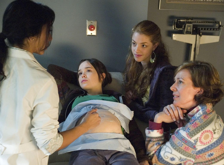 Allison Janney,Ellen Page,Olivia Thirlby