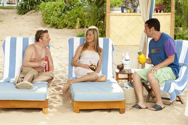 Adam Sandler,Jennifer Aniston,Nick Swardson