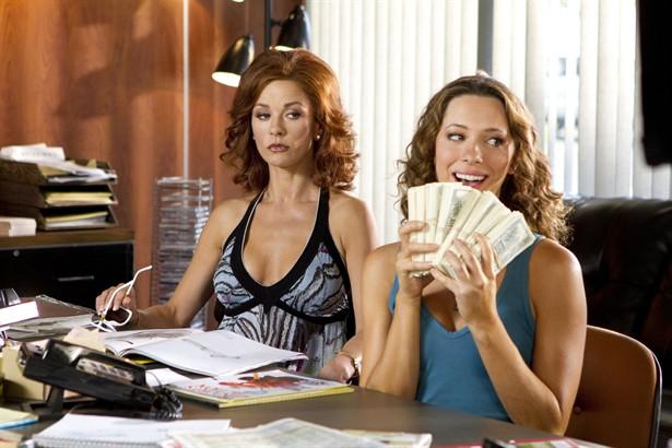 Catherine Zeta-Jones,Rebecca Hall