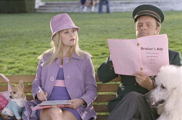 Bob Newhart,Reese Witherspoon