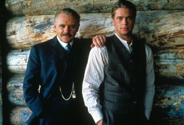 Anthony Hopkins,Brad Pitt