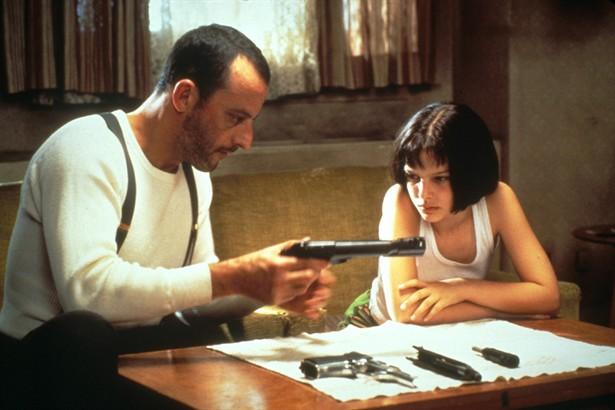 Jean Reno,Natalie Portman