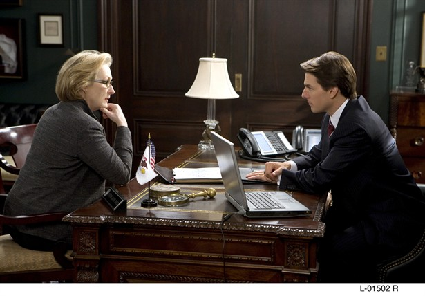 Meryl Streep,Tom Cruise