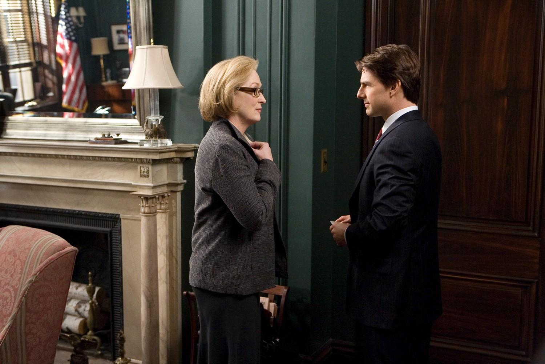 Meryl Streep,Tom Cruise