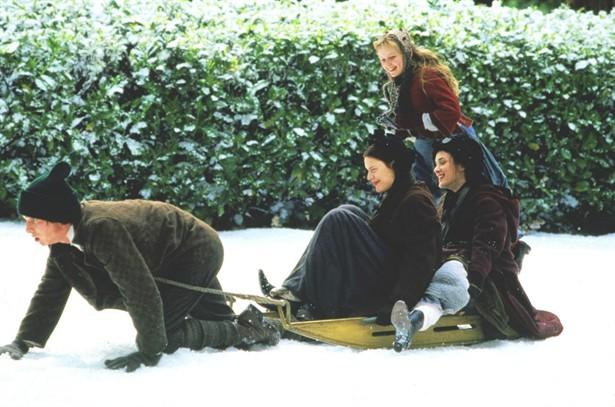 Christian Bale,Claire Danes,Kirsten Dunst,Winona Ryder