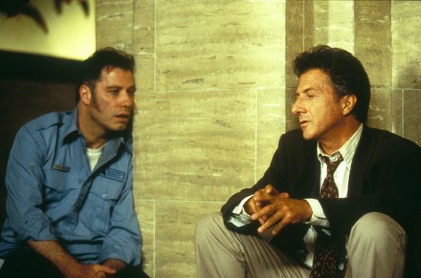 Dustin Hoffman,John Travolta