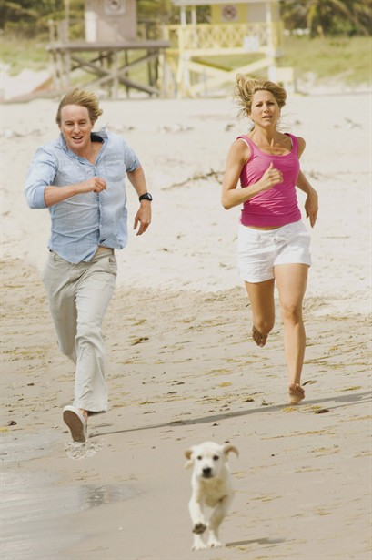 Jennifer Aniston,Owen Wilson