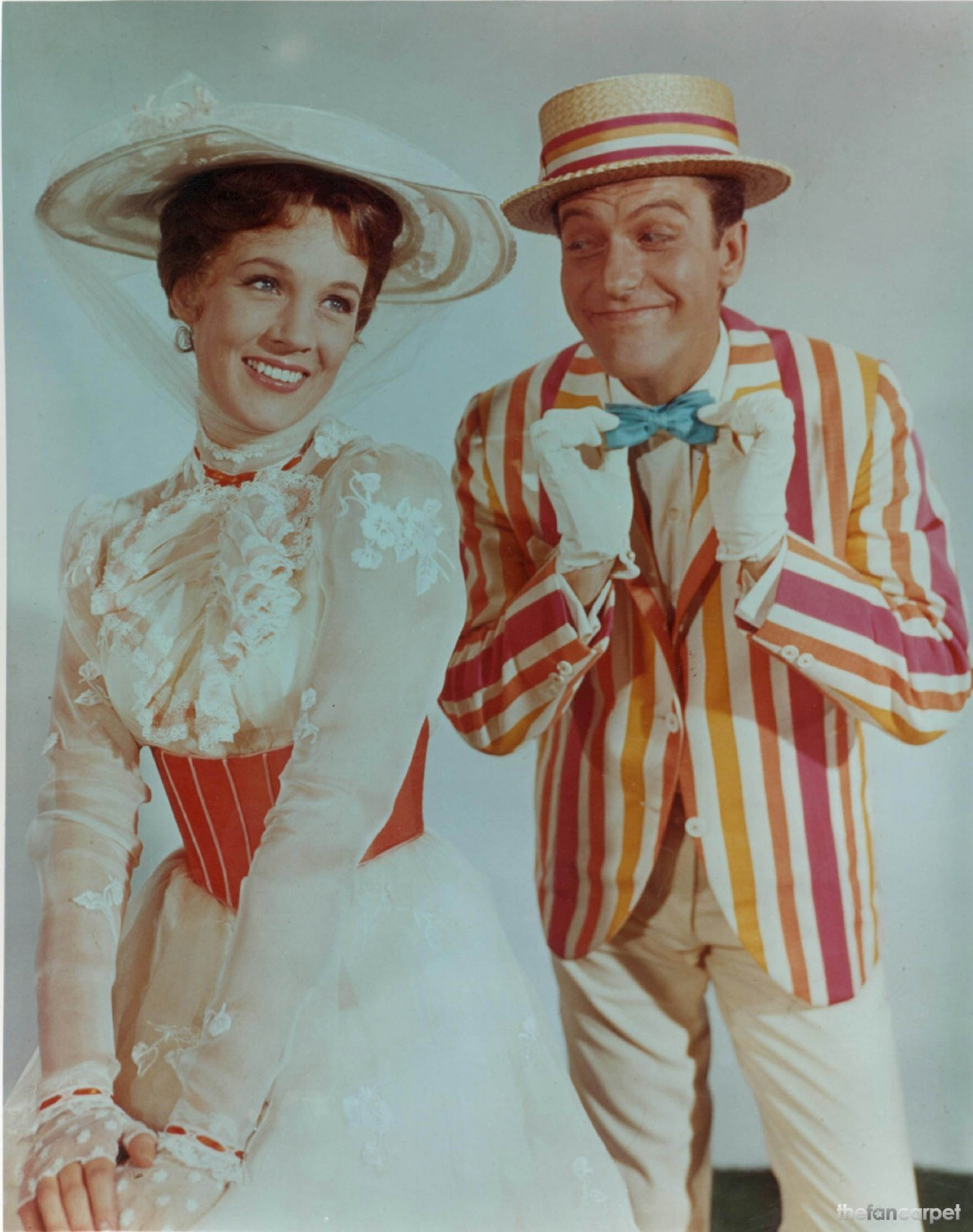Dick Van Dyke,Julie Andrews