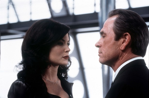Lara Flynn Boyle,Tommy Lee Jones