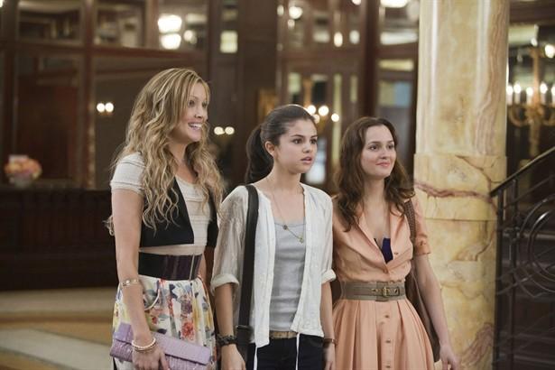 Katie Cassidy,Leighton Meester,Selena Gomez
