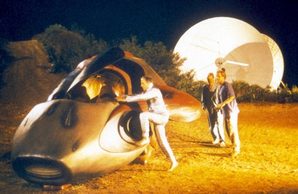 Christopher Lloyd,Daryl Hannah,Jeff Daniels