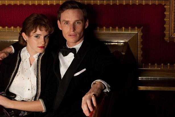 Eddie Redmayne,Emma Watson