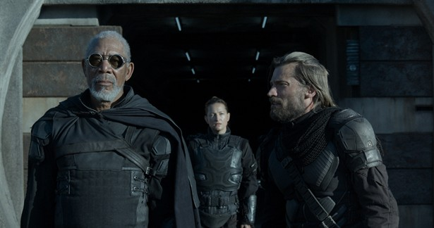Morgan Freeman,Nikolaj Coster-Waldau