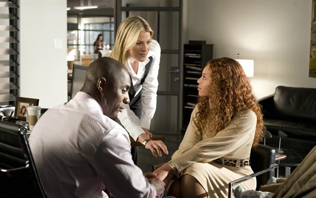 Ali Larter,Beyoncé Knowles,Idris Elba