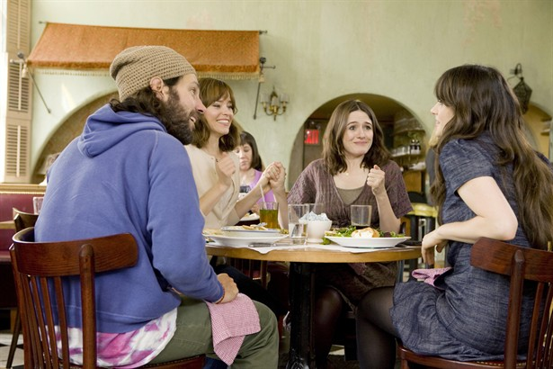 Elizabeth Banks,Emily Mortimer,Paul Rudd,Zooey Deschanel