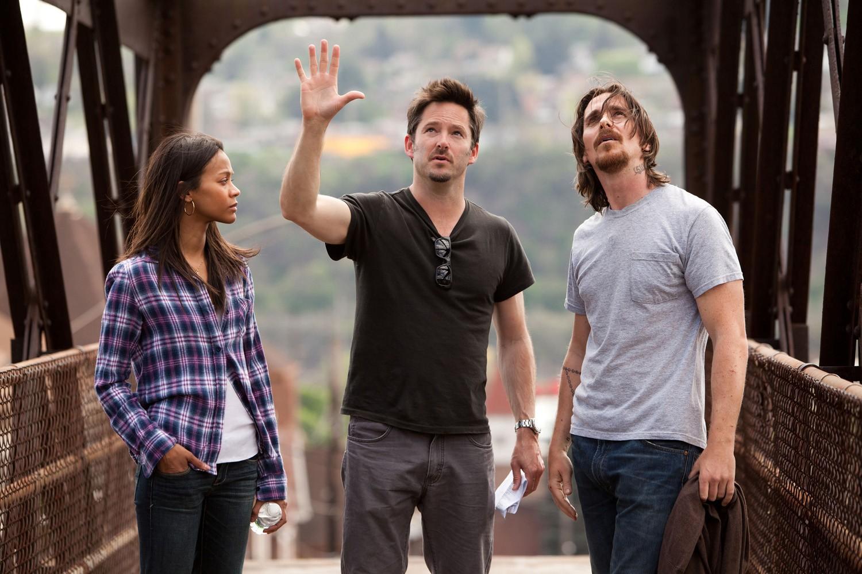 Christian Bale,Zoe Saldana