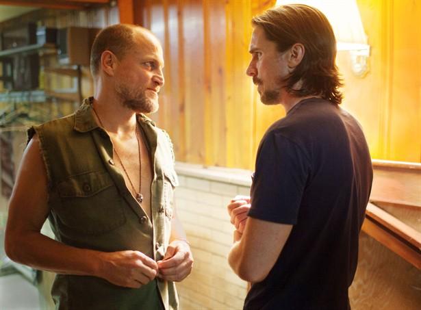 Christian Bale,Woody Harrelson