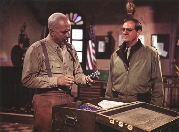George C. Scott,Karl Malden