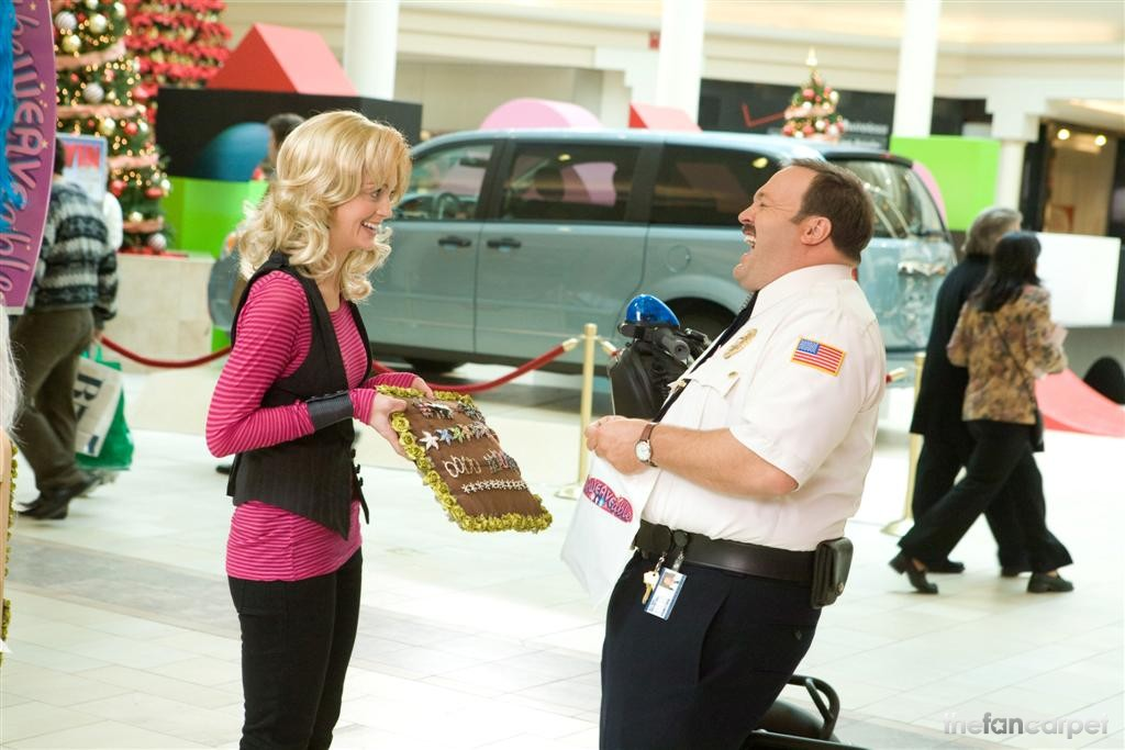 Jayma Mays,Kevin James