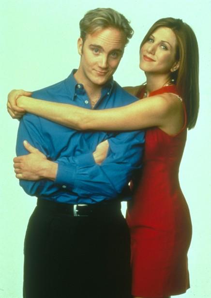 Jay Mohr,Jennifer Aniston