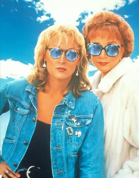 Meryl Streep,Shirley MacLaine