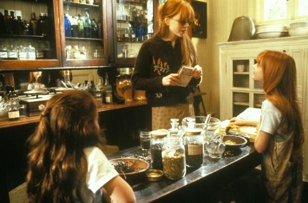 Evan Rachel Wood,Nicole Kidman