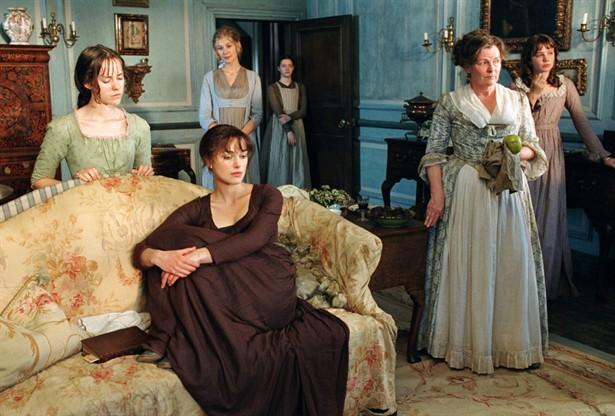 Brenda Blethyn,Carey Mulligan,Jena Malone,Keira Knightley,Rosamund Pike,Talulah Riley