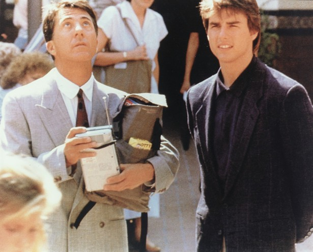 Dustin Hoffman,Tom Cruise