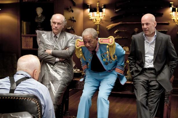 Bruce Willis,John Malkovich,Morgan Freeman,Richard Dreyfuss