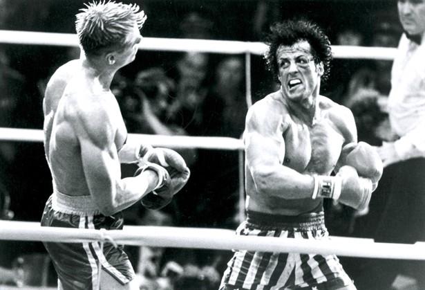 Dolph Lundgren,Sylvester Stallone