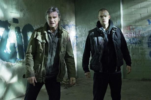 Joel Kinnaman,Liam Neeson