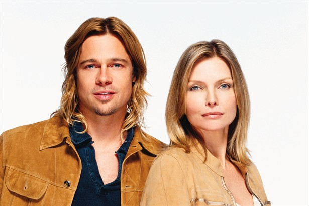 Brad Pitt,Michelle Pfeiffer