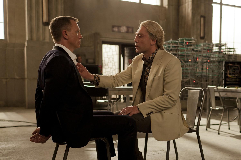 Daniel Craig,Javier Bardem