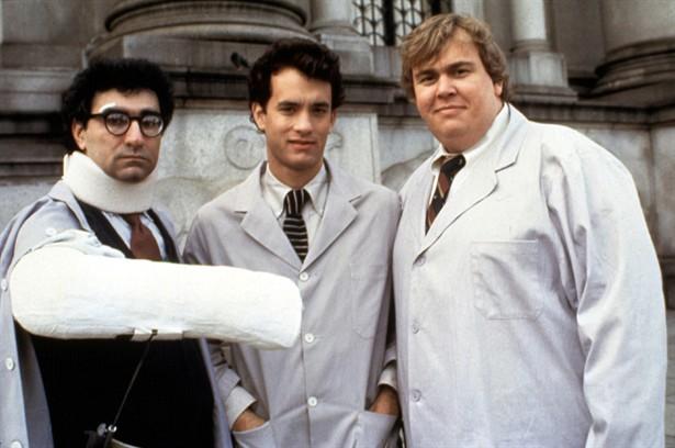 Eugene Levy,John Candy,Tom Hanks
