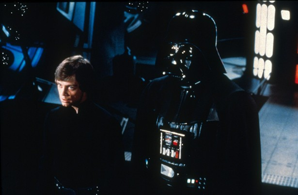 David Prowse,James Earl Jones,Mark Hamill