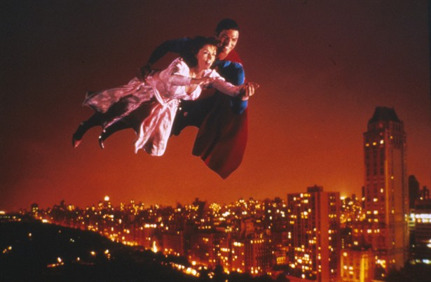 Christopher Reeve,Margot Kidder