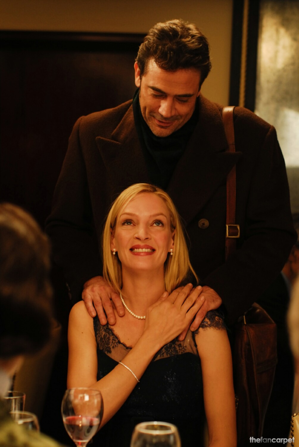 Jeffrey Dean Morgan,Uma Thurman