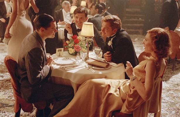 Cate Blanchett,Jude Law,Leonardo DiCaprio