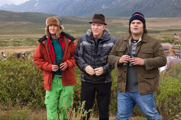 Jack Black,Owen Wilson,Steve Martin