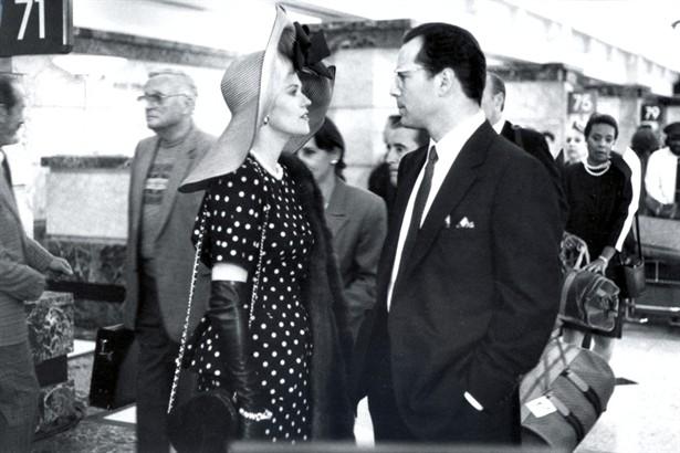 Bruce Willis,Melanie Griffith