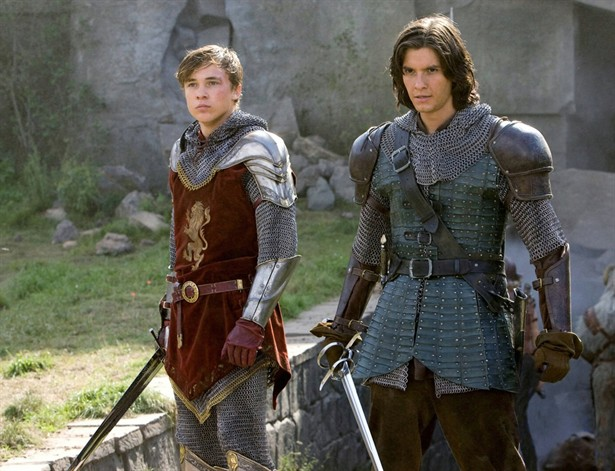 Ben Barnes,William Moseley