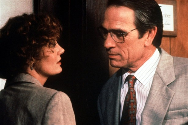 Susan Sarandon,Tommy Lee Jones