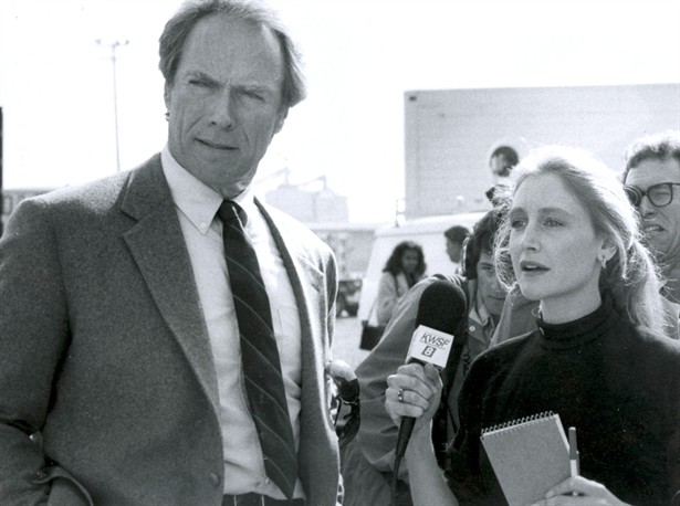 Clint Eastwood,Patricia Clarkson