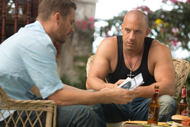 Paul Walker,Vin Diesel