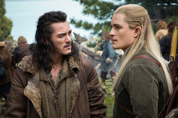 Luke Evans,Orlando Bloom