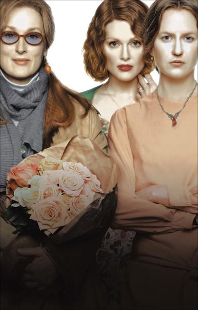 Julianne Moore,Meryl Streep,Nicole Kidman